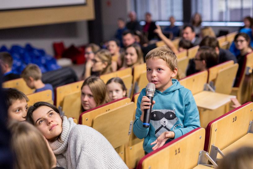 Akademia Przyszłości jest siostrzanym projektem Szlachetnej Paczki /Agnieszka Ozga-Woznica/Akademia Przyszłości /