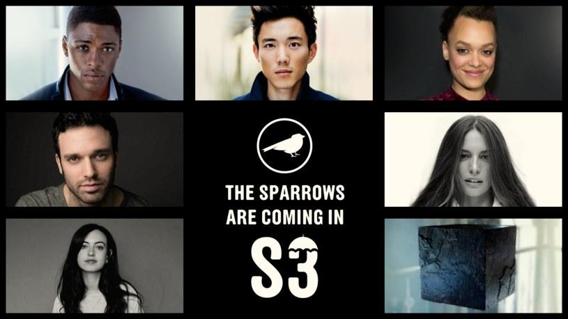 Akademia Sparrow /Netflix /materiały prasowe