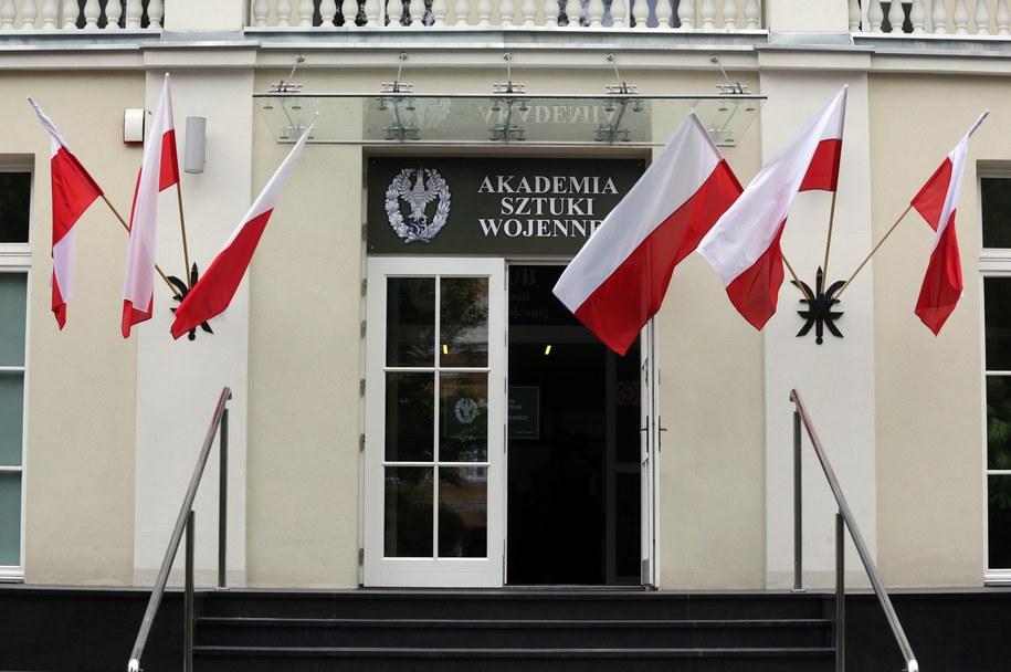 Akademia Sztuki Wojennej w Warszawie / Tomasz Gzell    /PAP