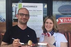 """Akcja """"Kaszanka2.0"""". Darczyńczy pomagają Zachodniopomorskiemu Hospicjum dla Dzieci"""