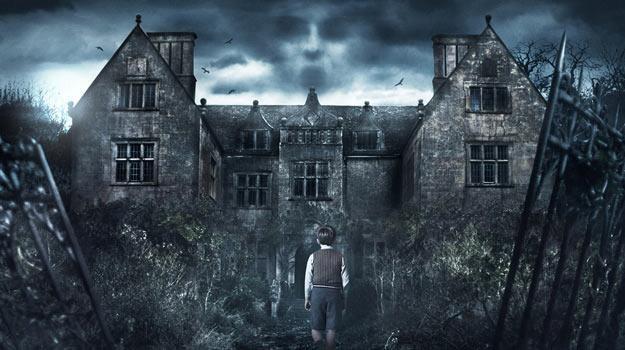"""Akcja """"Anioła Śmierci"""" rozgrywa się w legendarnym Domu na Węgorzowych Moczarach /materiały dystrybutora"""