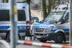 Akcja antyterrorystów w rejonie Wrocławia