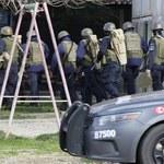 Akcja antyterrorystyczna w Tbilisi: Poszukiwani zabarykadowali się w bloku