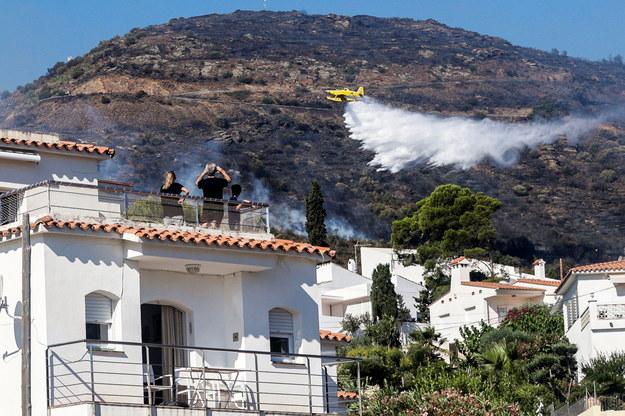 Operación de extinción de incendios / QUIQUE GARCIA / PAP / EPA
