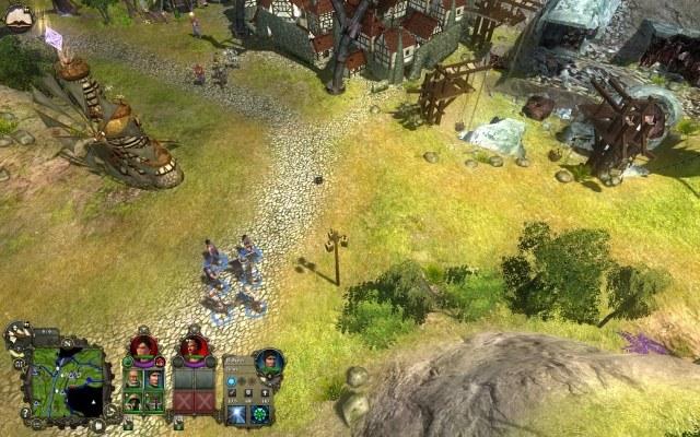 Akcja gry osadzona została w krainie łączącej elementy fantasy z technologią /INTERIA.PL
