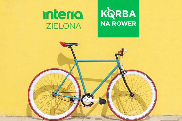 """Akcja """"Korba na rower"""" /Interia.pl /INTERIA.PL"""