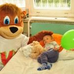 """Akcja """"Kubusiowe Szpitale"""" w Limanowej - oddział pediatryczny w nowej odsłonie"""