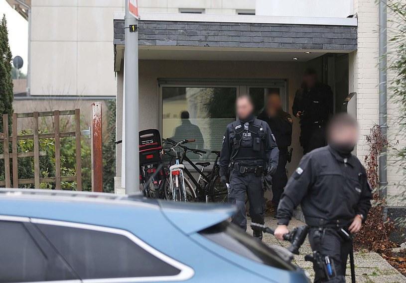 Akcja niemieckiej policji wymierzona we włoską mafię. /AFP