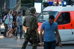 Akcja policji na brukselskim dworcu. Po niewielkim wybuchu, zneutralizowano napastnika