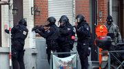 Akcja policji w Brukseli