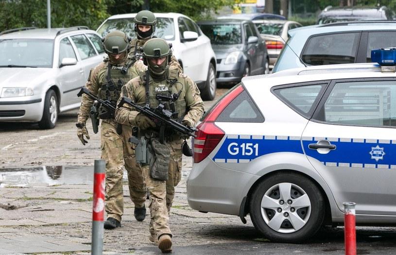 Akcja policyjnych antyterrorystów (zdj. ilustracyjne) /ANNA KACZMARZ / DZIENNIK POLSKI / POLSKA PRESS /East News