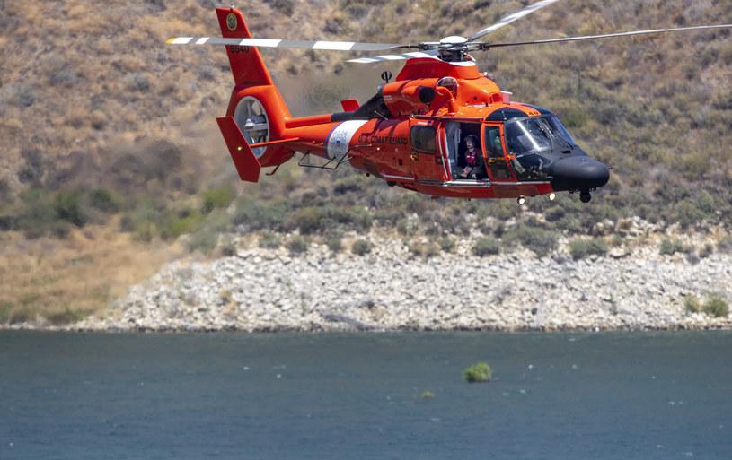 Akcja poszukiwawcza Nayi Rivery / Brian van der Brug/Los Angeles Times /Getty Images