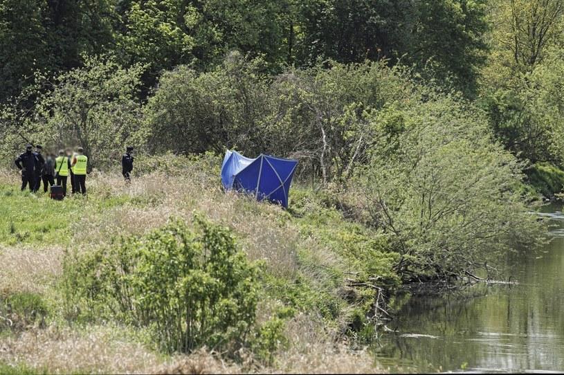 Akcja poszukiwawcza zaginionego Kacpra /PAP