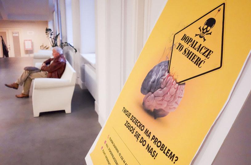 Akcja przeciwko dopalaczom, zdj. ilustracyjne /Piotr Kamionka /Reporter