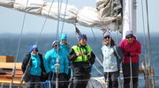 Akcja ratunkowa na Bałtyku. Jacht nabrał wody