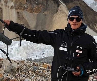 Akcja ratunkowa na Broad Peaku z wykorzystaniem drona