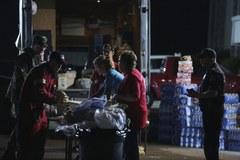 Akcja ratunkowa po przejściu tornada w Oklahomie