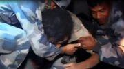 Akcja ratunkowa po trzęsieniu ziemi w Katmandu