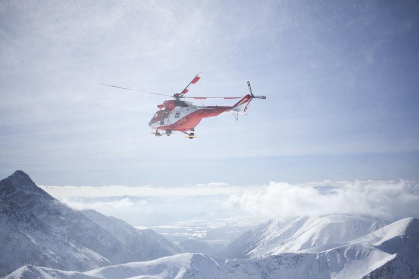 Akcja ratunkowa TOPR, zdjęcie ilustracyjne /Maciej Luczniewski/REPORTER /East News