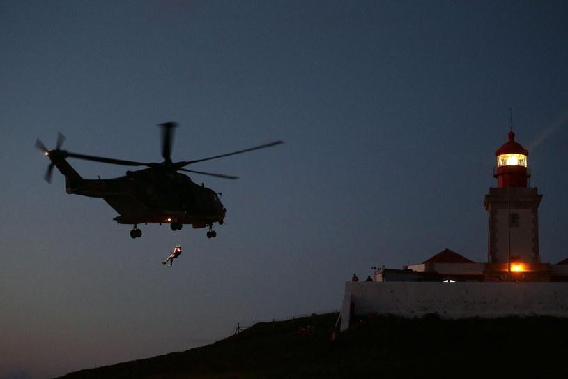 Akcja ratunkowa została już zakończona /PAP/EPA