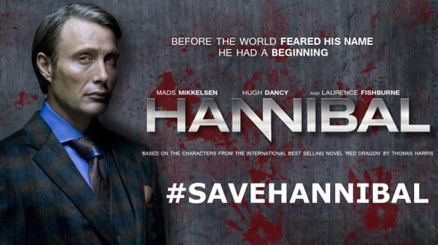 """Akcja """"Save Hannibal"""" jest nadal popularna w mediach społecznościowych /internet"""