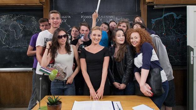 Akcja serialu rozgrywać będzie się w Gimnazjum nr 105 i Liceum Ogólnokształcącym nr 44 w Krakowie. /TVN