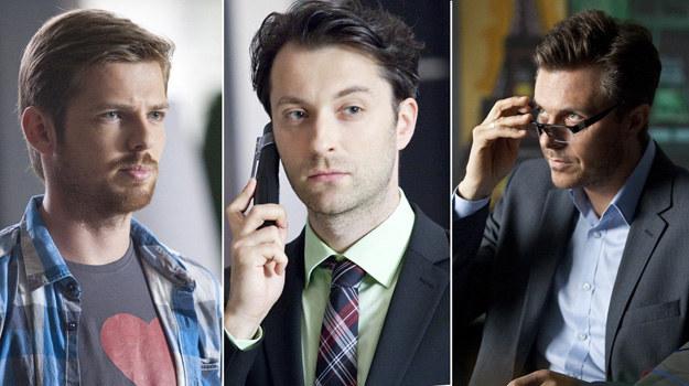 """Akcja siódmego sezonu serialu """"Hotel 52"""" ma skoncentrować się na trzech męskich postaciach - konsjerża Tomasza, granego przez Filipa Bobka, Andrzeja (Marek Bukowski), który będzie kierować hotelem oraz Igora (Kamil Kula). /Polsat"""