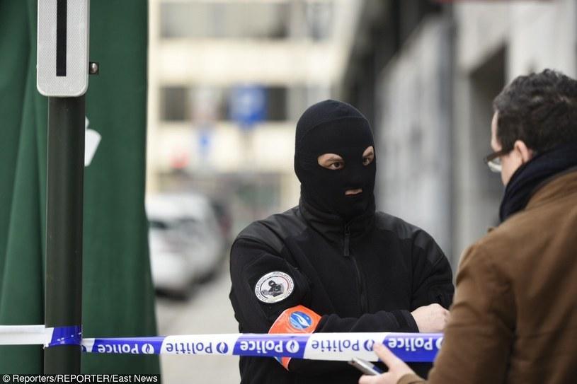 Akcja służb po wybuchach w Brukseli /Reporters/REPORTER /East News