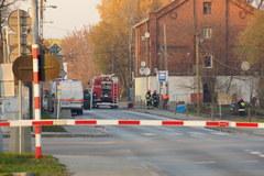 Akcja służb po wycieku gazu w Warszawie