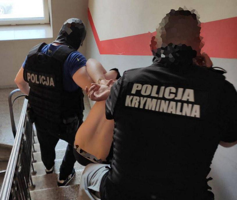 Akcja służb w hostelu w Łodzi /Policja