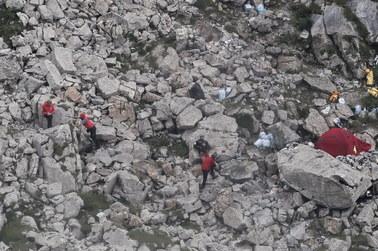 Akcja w Jaskini Wielkiej Śnieżnej: Odnaleziono ciało jednego z grotołazów
