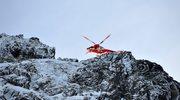 Akcja w Tatrach. Ewakuowano trzech Polaków