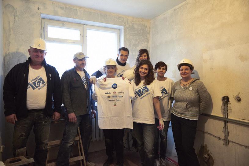 Akcja wolontariacka PG i Habitat for Humanity /materiały prasowe