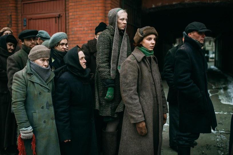 """Akcja """"Wysokiej dziewczyny"""" rozgrywa się w powojennym Leningradzie /materiały dystrybutora"""