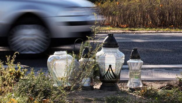 """Akcja """"Znicz"""" na drogach trwa od 31 października - od godz. 6 - do 4 listopada do godz. 22. / Lech Muszyński    /PAP"""