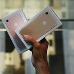 Akcje Apple najdroższe w tym roku, bo iPhone 7 wyprzedaje się na pniu