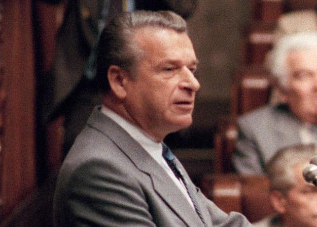 """Akcje """"Hiacynt"""" zarządził Czesław Kiszczak /AFP"""
