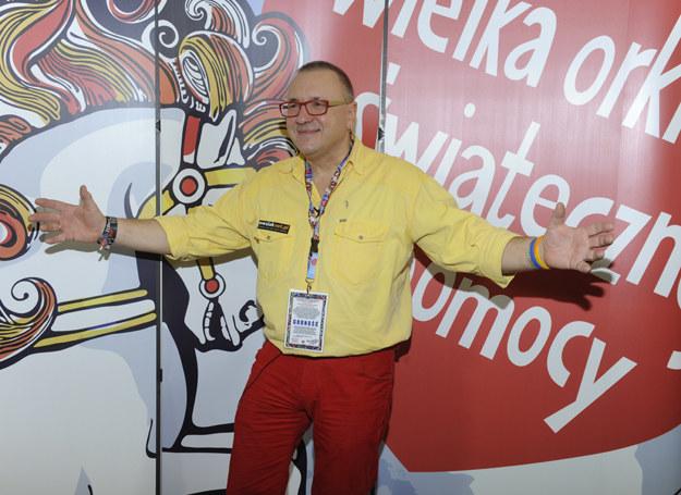 """Akcję """"Lekarz o złotym sercu"""" popiera Jurek Owsiak /Jarosław Antoniak /MWMedia"""