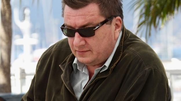 Aki Kaurismäki, tak jak Jim Jarmusch, uwielbia okulary przeciwsłoneczne - fot. VZ Celotto /Getty Images/Flash Press Media
