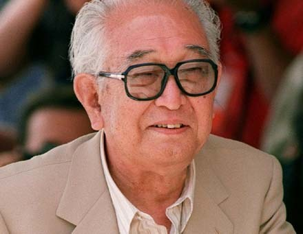 Akira Kurosawa nadal inspiruje /arch. AFP