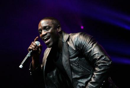 Akon fot. Sergio Dionisio /Getty Images/Flash Press Media