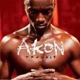 "Akon na okładce ""Trouble"" /"