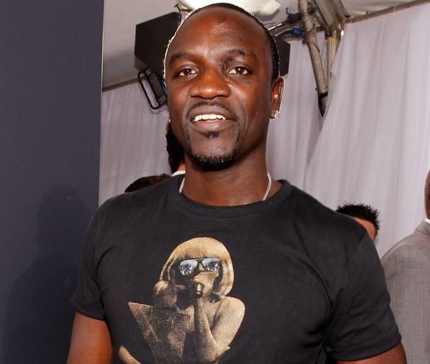 Akon nie jest mile widziany na Sri Lance - fot. Christopher Polk /Getty Images/Flash Press Media