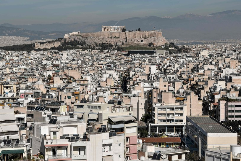 Akropol, zdjęcie ilustracyjne /AFP