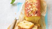 Aksamitne ciasto z jabłkami