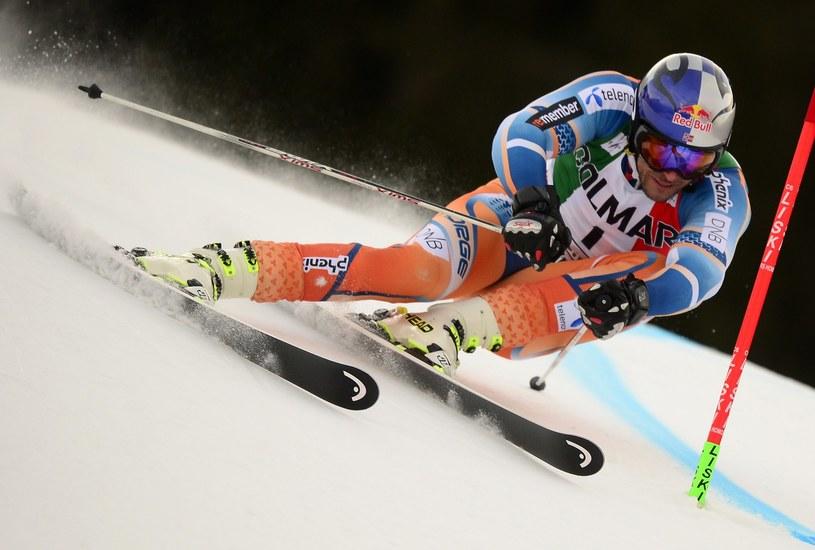 Aksel-Lund Svindal /AFP