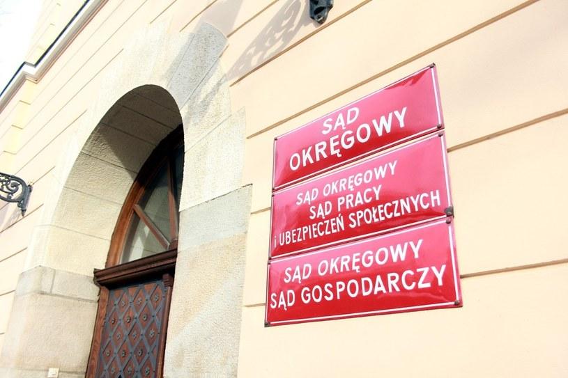 Akt oskarżenia w tej sprawie został skierowany w czwartek do Sądu Okręgowego w Rzeszowie /Pawel Bialic/REPORTER /East News