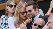 Aktor Bradley Cooper ze swoją dziewczyną brytyjską modelką i aktorką Suki Waterhouse