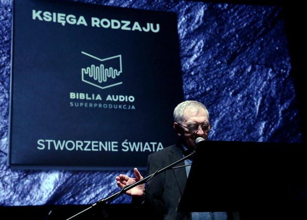 Aktor Jerzy Trela /Tomasz Gzell /PAP
