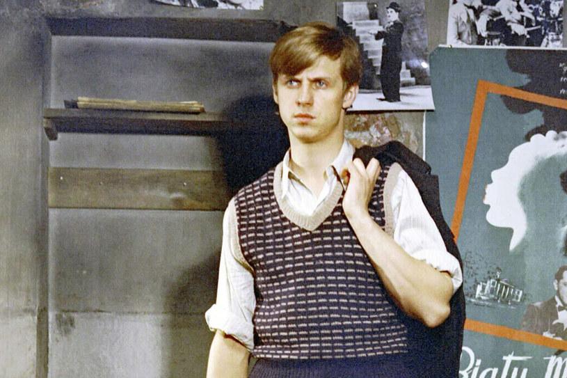 Aktor nie chciał grać w serialu podczas stanu wojennego. /East News